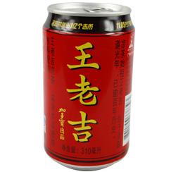 王老吉 330ml 罐装